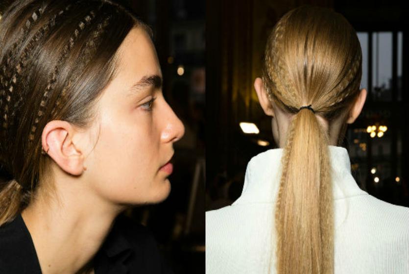 Прически хвост на разные волосы