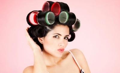 Липучки для объема волос