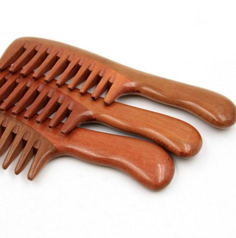 Гребень для волос из сандала