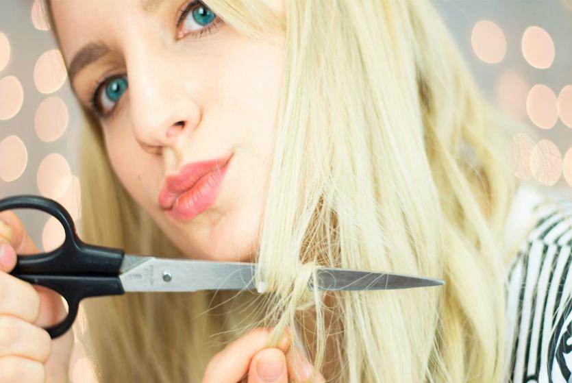 От чего волосы повреждаются