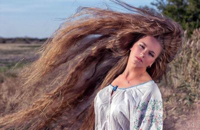 Как быстро отрастить красивые длинные волосы в домашних условиях