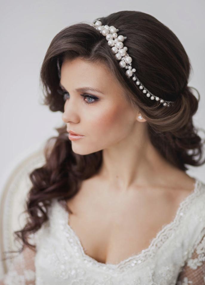 Прическа в греческом стиле свадебная без фаты
