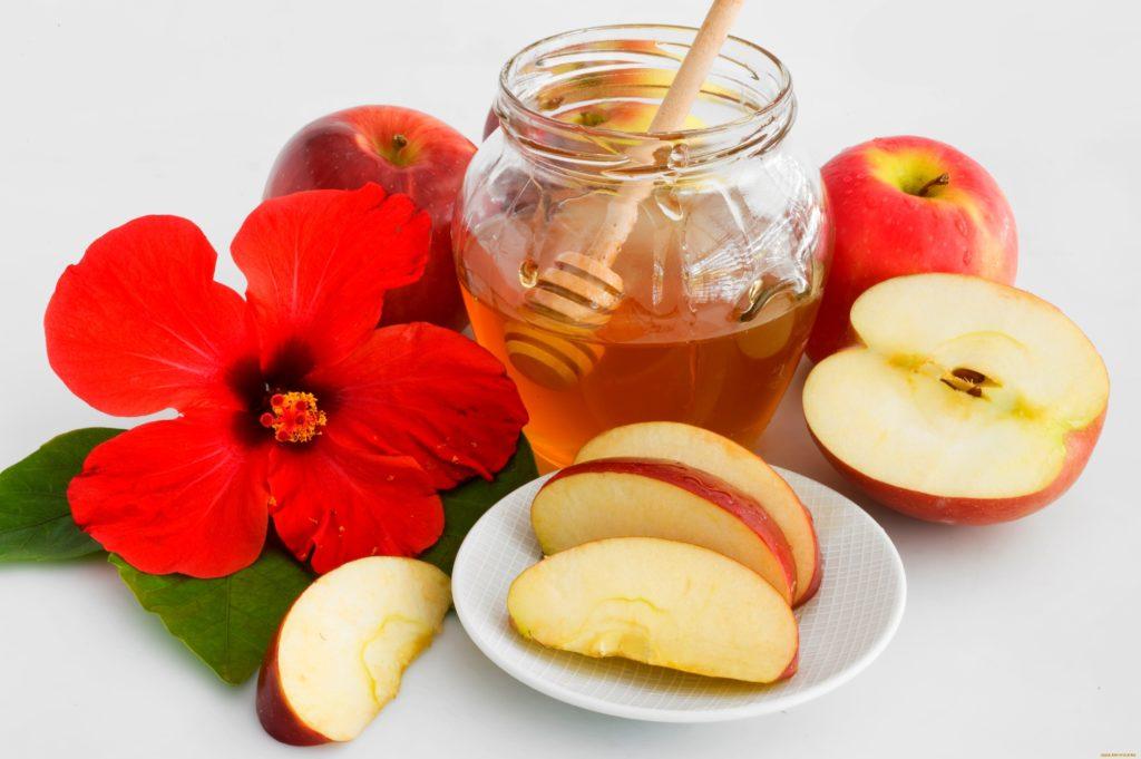 Маска для волос с уксусом яблочным и медом