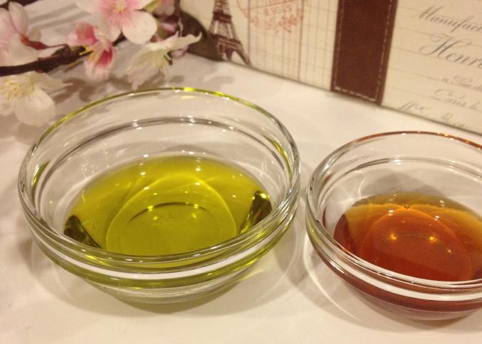 Маска дя поврежденных волос с оливковым маслом и медом