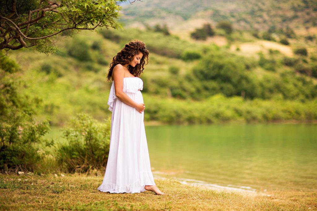 Быстрый рост волос у беременных