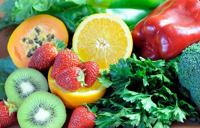 Польза витамина С для волос