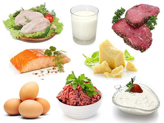 Протеины в продуктах полезные для волос