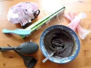 Что нужно, чтобы покрасить седой волос хной