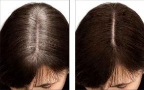 Хна против седины для волос