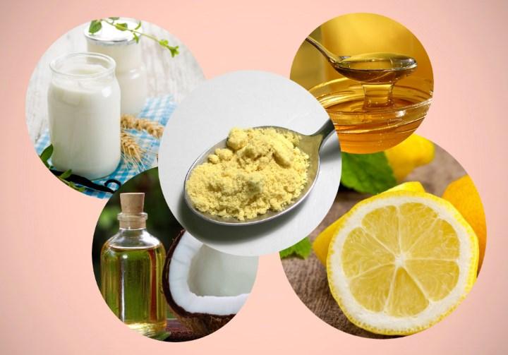 Полезные витамины горчицы для волос