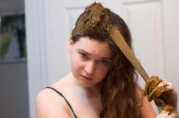 Домашняя маска для роста волос
