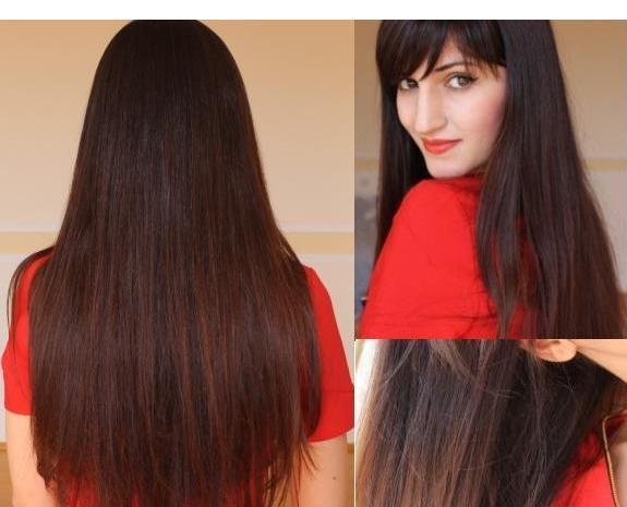 Окрашивание волос хной в домашних услових