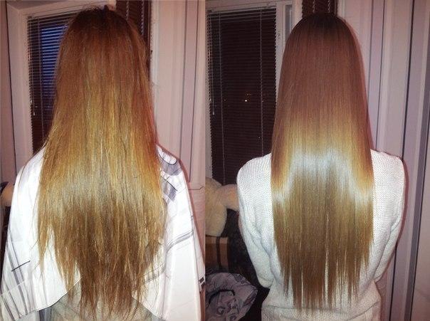 реццепты ламинирования волос до и после последствия ламинирования