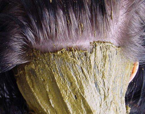 Рецепты красок для волос с хной