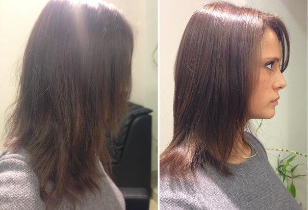 Цвет волос при окрашивании хной