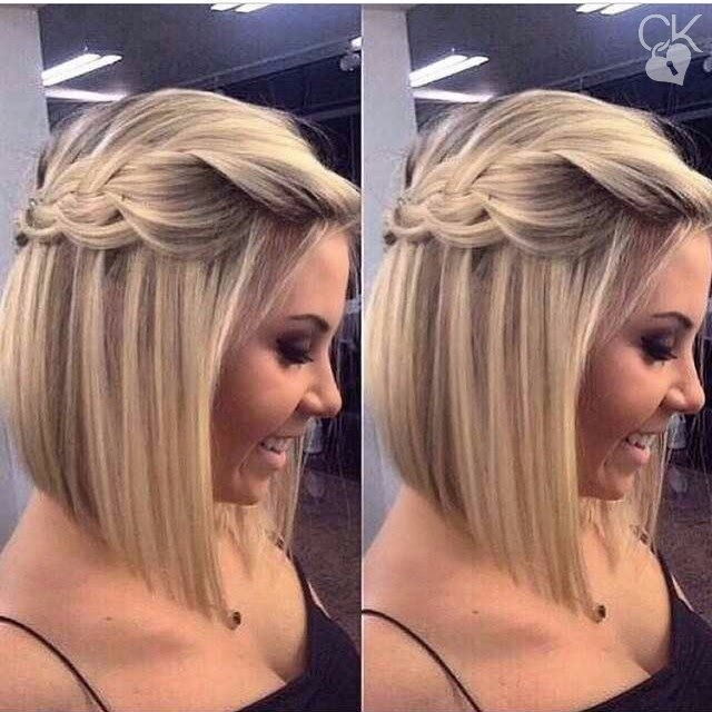 Каре на удлинение с косой