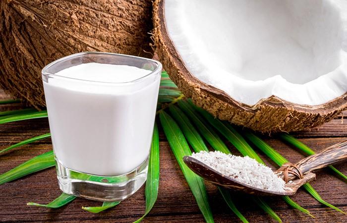 Кокосово-йогуртовая маска для волос домашний рецепт