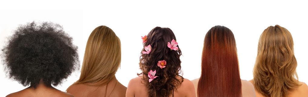 Укладки для каждого типа волос