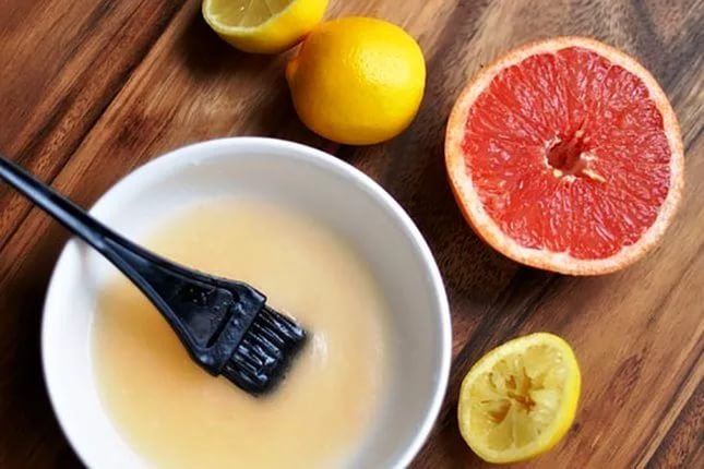 Лимон и яйцо маска для волос в домашних условиях