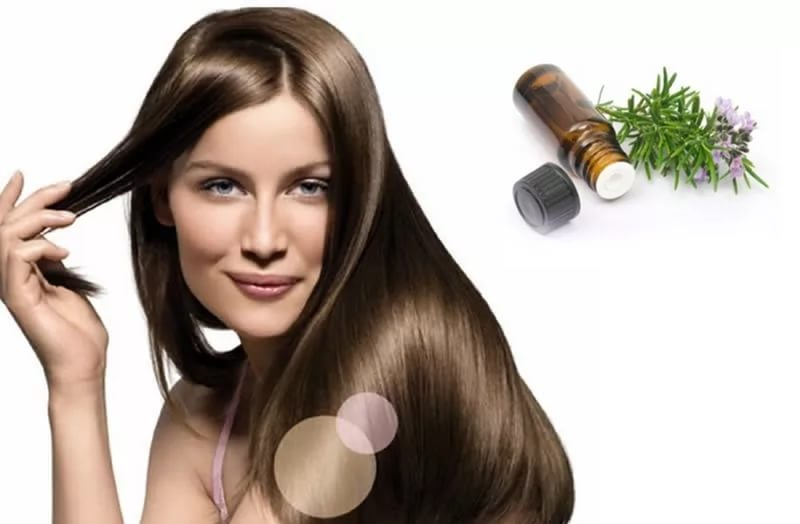 Как использовать масло розмарина для волос
