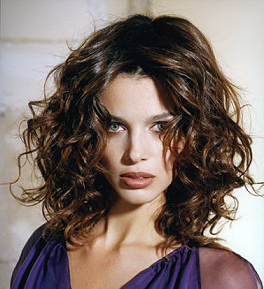 Нормальный тип волос стрижка и укладка