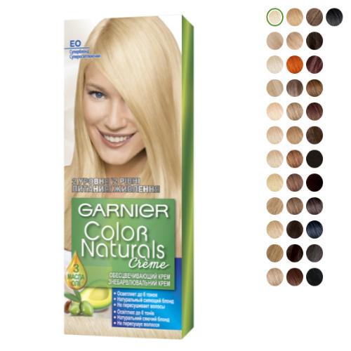 Garnier Color Naturals creme Е0