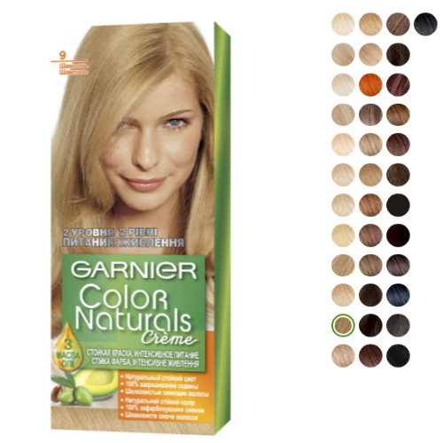 Garnier Color Naturals creme 9