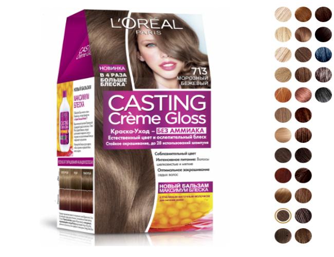 L'Oreal Paris Casting Creme Gloss 713