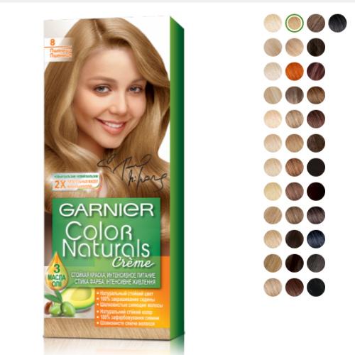 Garnier Color Naturals creme 8