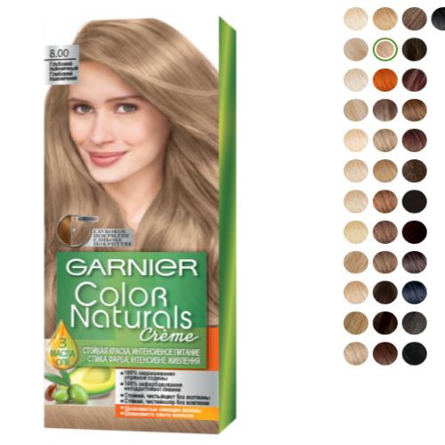 Garnier Color Naturals creme 8.00