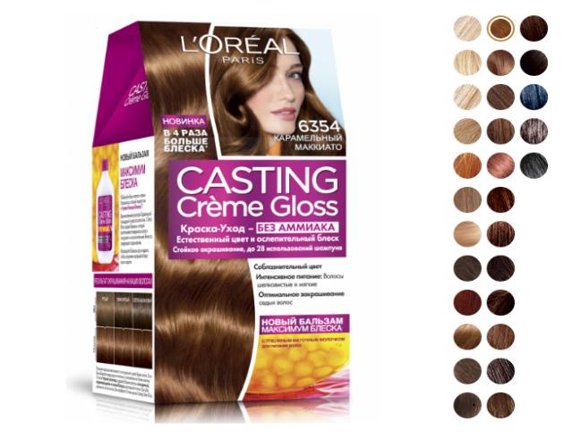 L'Oreal Paris Casting Creme Gloss 6354