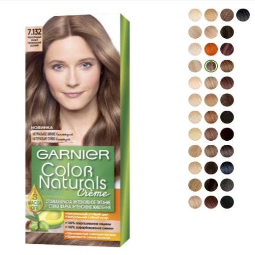 Garnier Color Naturals creme 7.132
