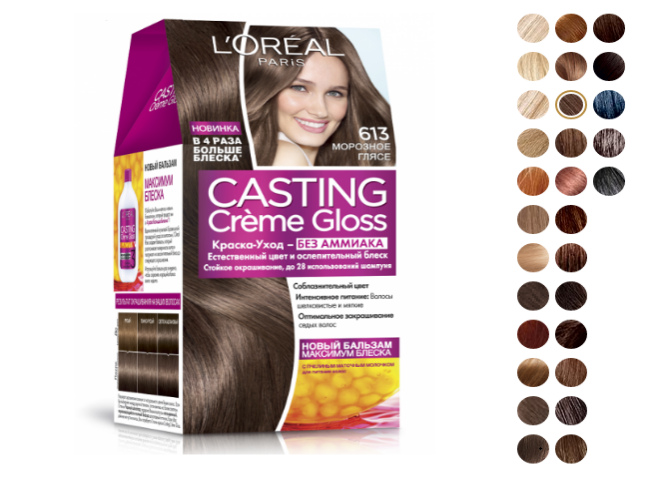 L'Oreal Paris Casting Creme Gloss 613