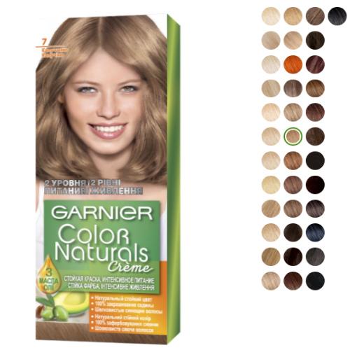 Garnier Color Naturals creme 7