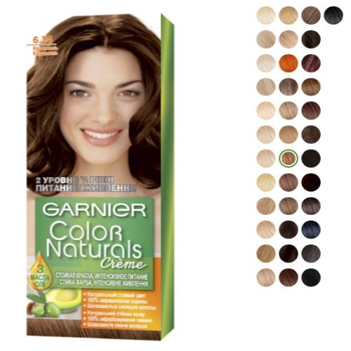 Garnier Color Naturals creme 6.34
