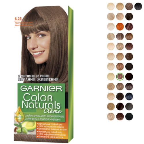 Garnier Color Naturals creme 6.25