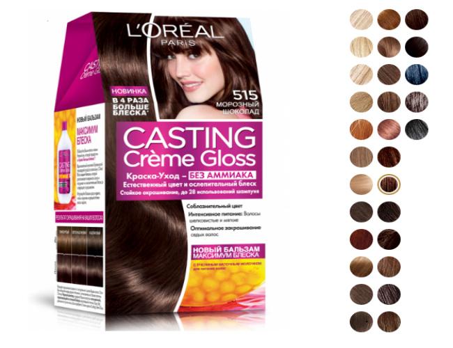 L'Oreal Paris Casting Creme Gloss 515