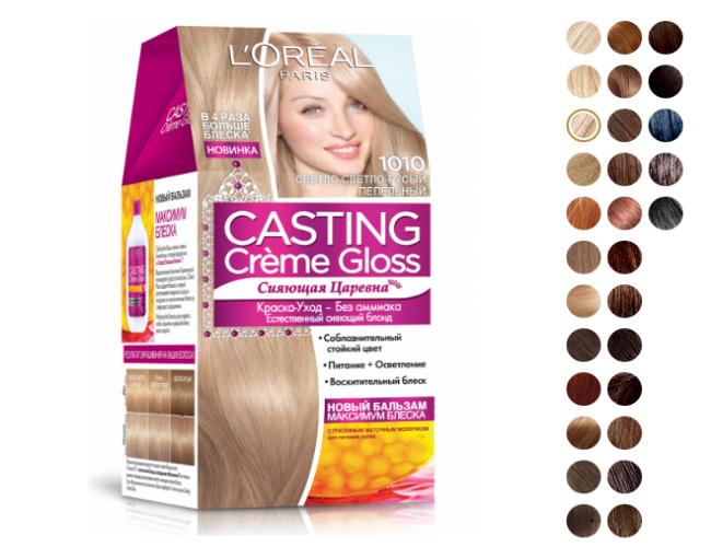 L'Oreal Paris Casting Creme Gloss 1010