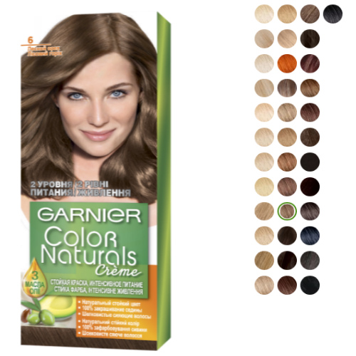 Garnier Color Naturals creme 6