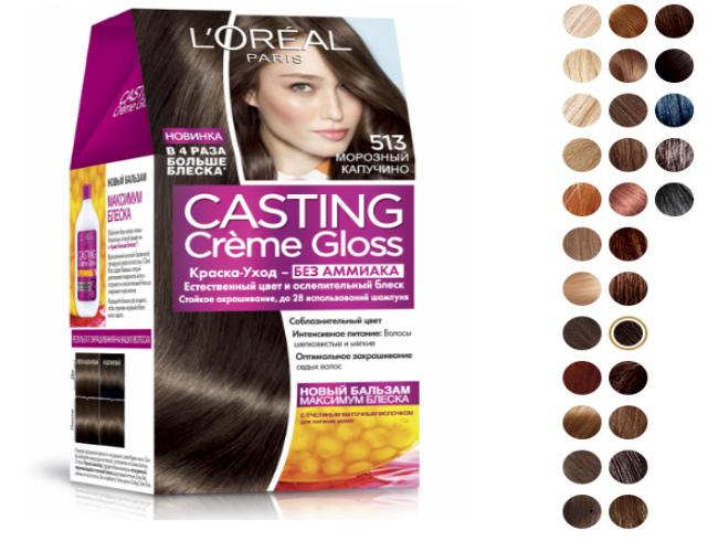 L'Oreal Paris Casting Creme Gloss 513