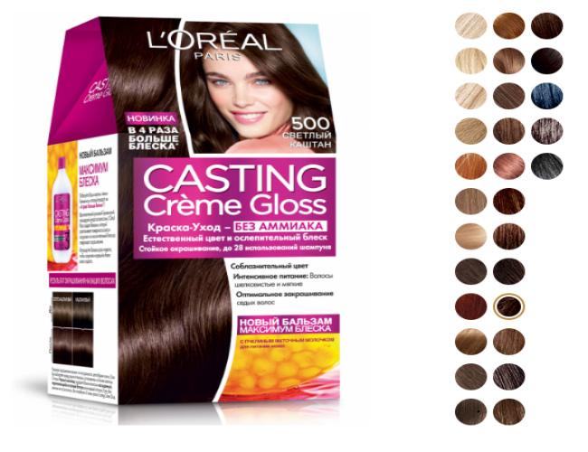 L'Oreal Paris Casting Creme Gloss 500