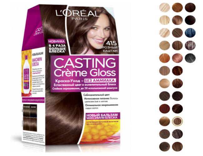 L'Oreal Paris Casting Creme Gloss 415