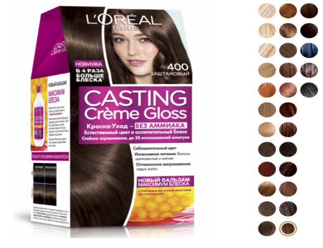 L'Oreal Paris Casting Creme Gloss 400