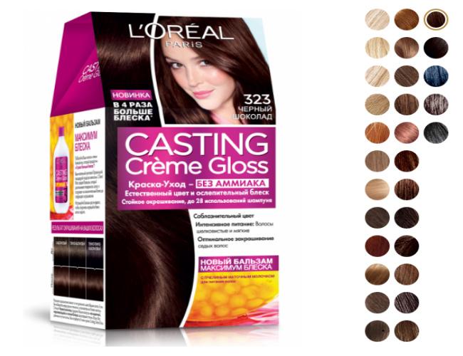 L'Oreal Paris Casting Creme Gloss 323