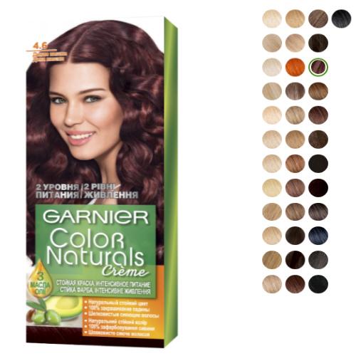 Garnier Color Naturals creme 4.6