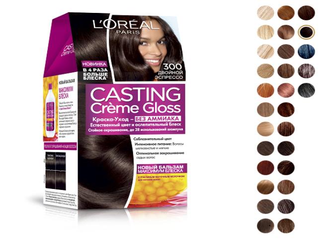 L'Oreal Paris Casting Creme Gloss 300