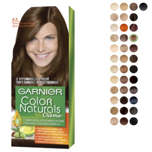 Garnier Color Naturals creme 4.3