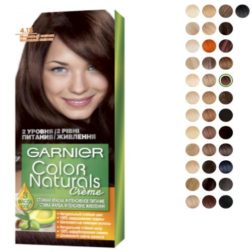 Garnier Color Naturals creme 4.15