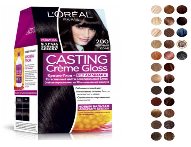 L'Oreal Paris Casting Creme Gloss 200