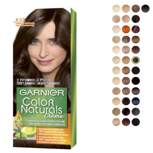 Garnier Color Naturals creme 4 1/2